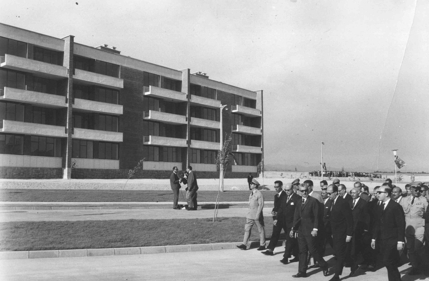 The Architecture of Public Housing in the Cold War Middle East: The Example of Iran (1948-68)
