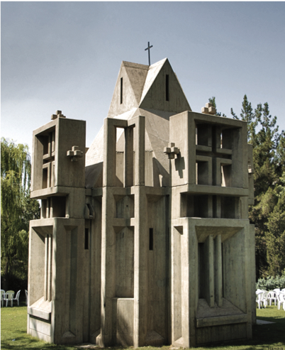 Architecture of Iranian-Armenian Churches