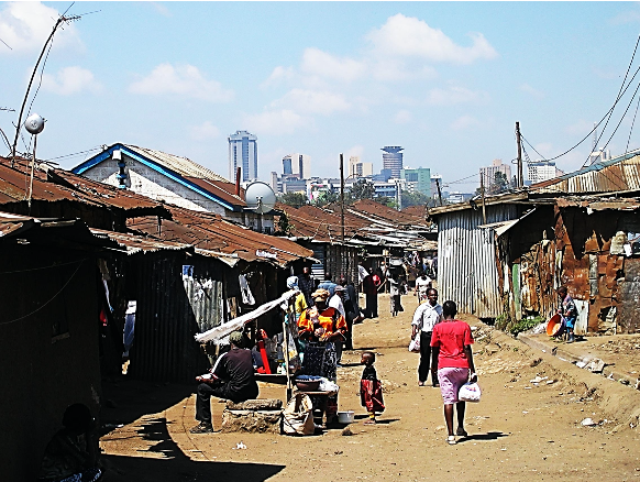 Segregationist Architecture of African Urban Housing in Colonial Kenya