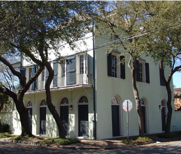 Free People of Color and the Architecture of New Orleans
